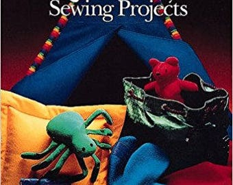 Vintage Singer; Quick & Easy Sewing Projects Out of Print Books