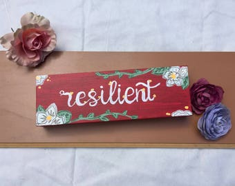 Resilient Canvas
