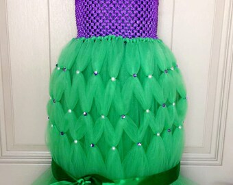 Little Mermaid Tutu Dress