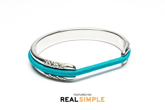 Real simple featured hair tie bracelet hair tie bracelet ccuart Image collections