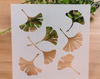 5x5 Dandelion Seed Pods Stencil