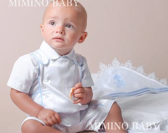 MARK baptism suit, Boy Baptism outfit, Special occasion outfit, Christening outfit for boy, Baptism outfit for boy, baby boy baptism outfit