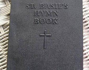 St Basil's Hymn Book 1925 Prayers at Mass Latin English Office and Rules for Sodalities of the Blessed Virgin Pre-Vatican II Catholic Missal