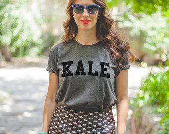 Kale shirt / Kale tee / Cute kale shirt / Kale tshirt / Kale t shirt / Kale t-shirt /