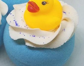Rubber Duckie Bath Bomb