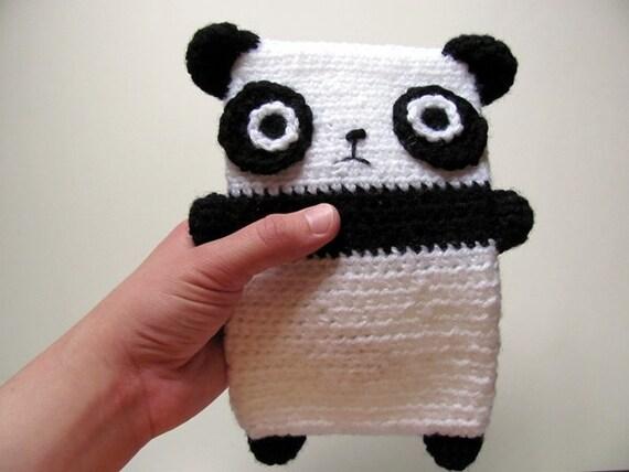 Amigurumi Panda Bear Crochet Pattern : Crochet pattern pdf amigurumi panda bear black and white kindle