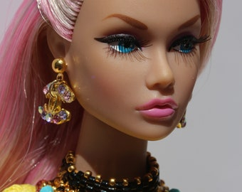 jewelry set for Fashion Royalty, Poppy Parker