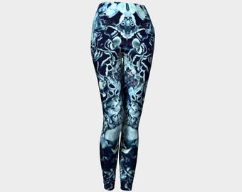 Multiple Colors - Earthly Moss Collection, Women's Leggings