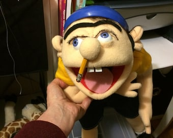 The Official Large Jeffy Jeffy puppet from Supermariologan YouTube SML channel.