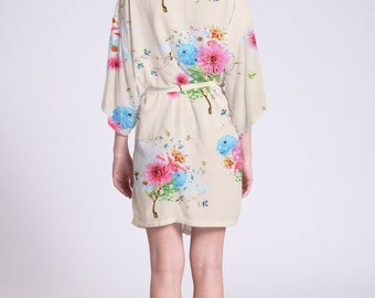 personalised dressing gowns designer dressing gowns kimono dressing gown Not silk dressing gowns ladies towelling dressing gown SJP00