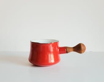 Vintage Danish Dansk Kobenstyle Pot / Butter Warmer / Saucepan /