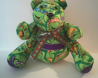 Ninja Turtle Bear