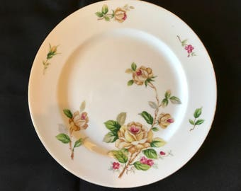 Golden Rose by Lynmore | Dinner Plate | Fine China (Japan)