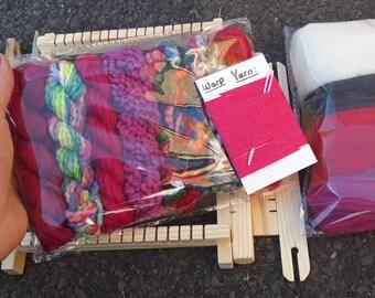 Small rectangle weaving kit #3