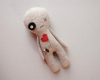 Voodoo Doll Christmas Gift, Stocking Stuffer, Gift For Her, Gag Gift
