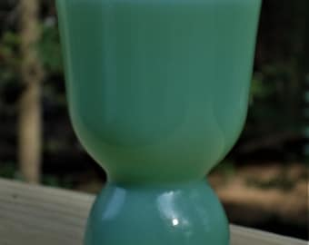 Fire King Jadeite Anchor Hocking double EGG CUP