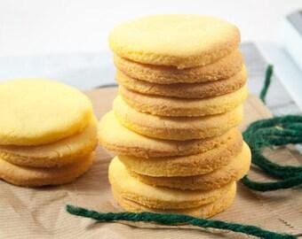 Homemade gluten-free cookies