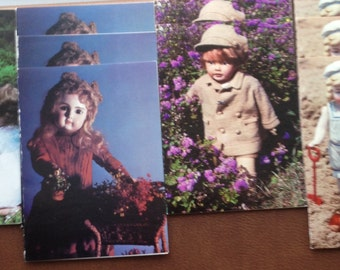 Hobby House Press Vintage Old Stock Unused Greeting Cards From 1978 & 1979