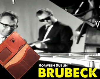 Brubeck Long Carry-all Wallet