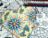 Colouring Book Greeting C...