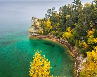 Picture Rocks National Lakeshore, UP Michigan