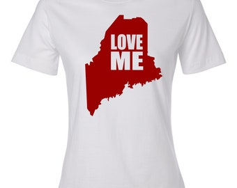 Love ME (Maine) Graphic Tee