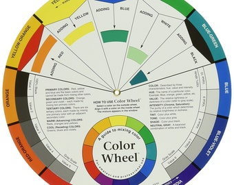 """Cox 133343 Color Wheel 9-1/4""""-"""