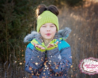 Messy bun hat ponytail hat girls womens crochet bun hat crochet ponytail hat ponytail beanie bun beanie gift beanie skull cap runner hat