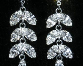 Style # 14016 - Falling Leaves Post Earring