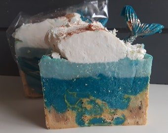 Mermaid Tales Shea Butter Soap