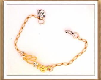 Bracelet Handmade bu MWL love bracelet.  0204
