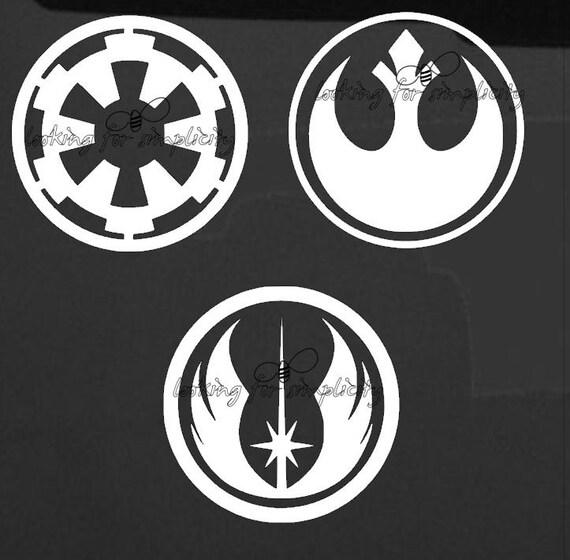 star wars rebel and empire logo 28536 trendnet