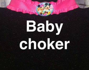 Baby chocker necklace (KIDS)