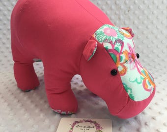 Susie the Hippo - Ready To Send