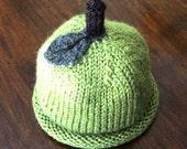 Chapeau en laine bébé Apple