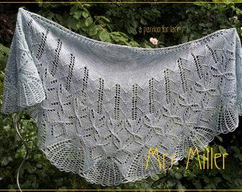 Mrs. Miller Knitting pattern PDF
