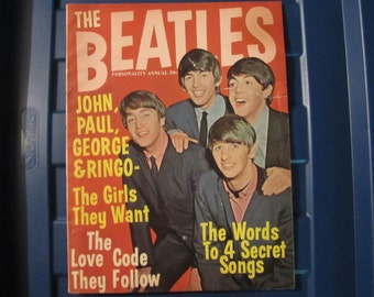 The Beatles Personality Annual, 1964