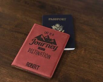 Personalized passport wallet, Passport wallet, Passport cover, Custom Passport Cover, Custom Passport holder, Personalized Passport Holder