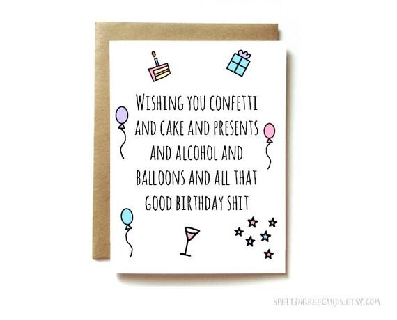 Funny birthday cards best friend birthday card wishing you bookmarktalkfo Gallery
