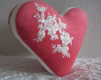 Pillow heart 6