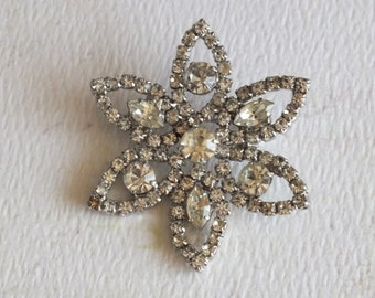 Vintage Weiss Ladies Costume Jewelry Brooch or Pin by a vintageobsssion on etsy...FREE USA SHIPPING