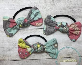 Bow - Hair Tie