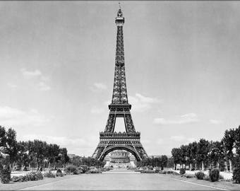 Poster, Many Sizes Available; Eiffel Tower And Park, Paris, France 1909