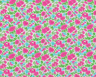Liberty Fabric Tana Lawn Fat Quarter Rosalind A