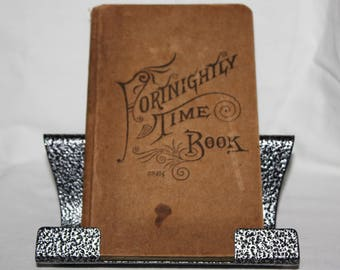 Vintage Wage and Hour Record Book Fortnightly Time Book 2941/2