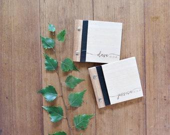 Wedding Vows Book. Anniversary Gift. Wedding Book