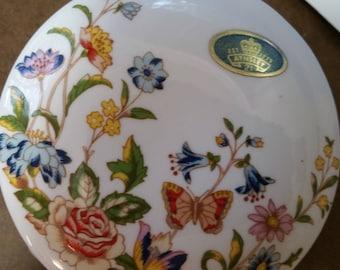 Vanity Ansley Jar trinket jewelry porcelain