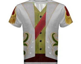 Men's Coronation Hans Frozen Inspired Shirt