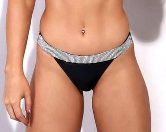 Crystal Bikini Pant