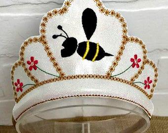 Queen Bee crown